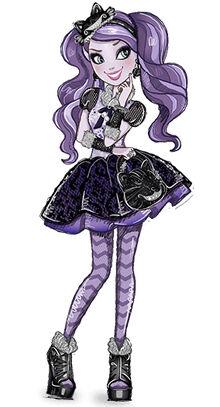 Profile art - Kitty Cheshire