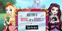 Are You a Royal or a Rebel?
