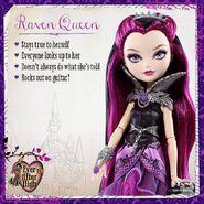 Facebook - Raven Queen traits
