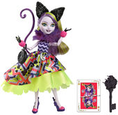 Doll stockphotography - Way Too Wonderland Kitty