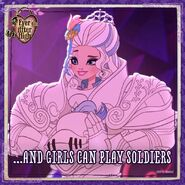 Facebook - girls can play soldiers