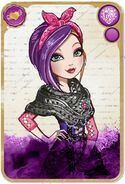 Website - Poppy O'Hair card