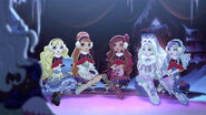 Epic winter - blondie, ashlynn, briar, crystal and farrah