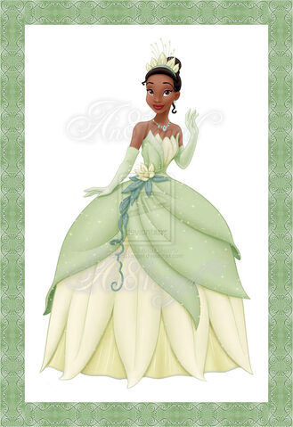 File:Princess Tiana Green by an81angel.jpg