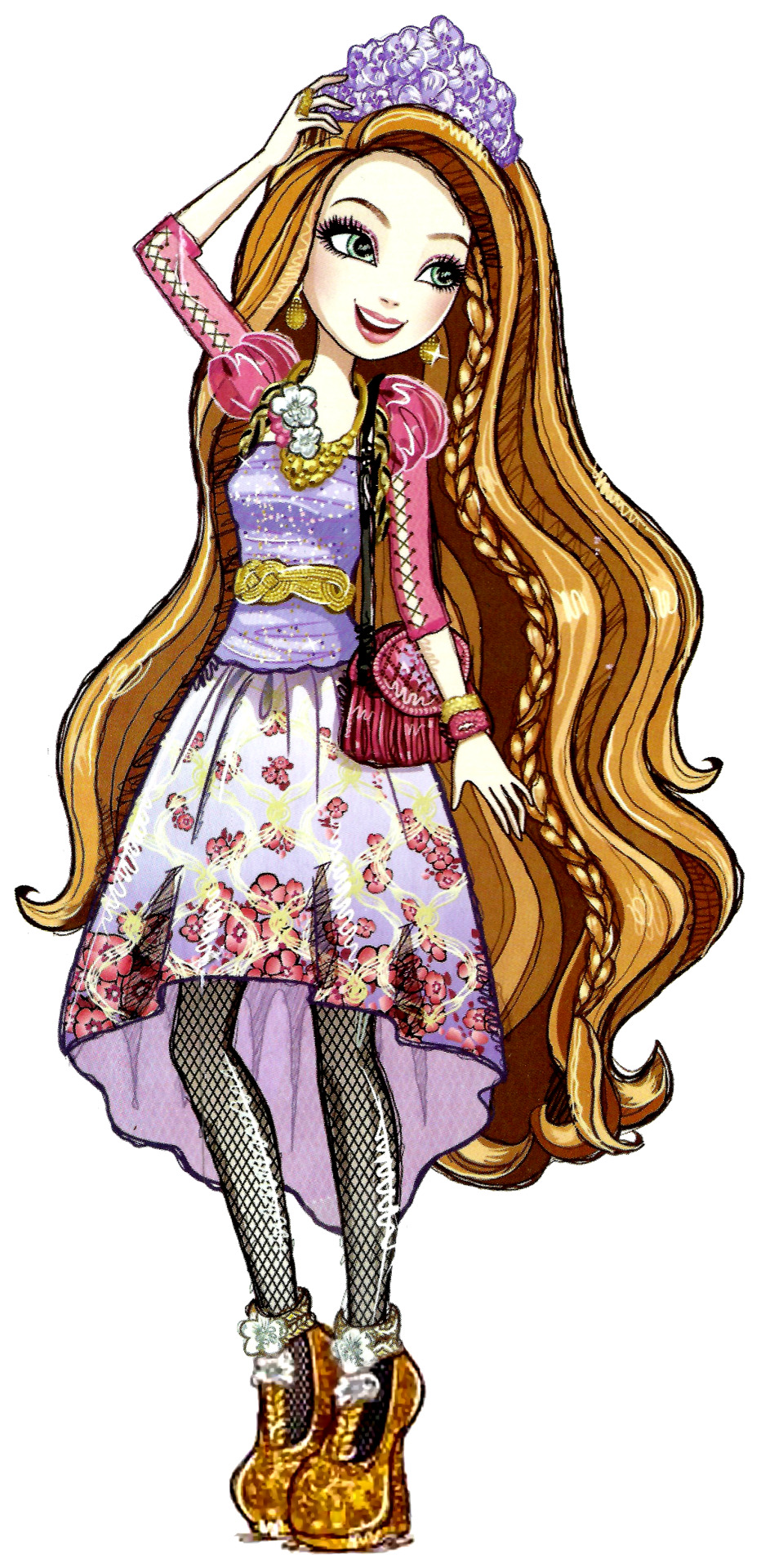 Pictures Of Holly Ohair Ever After High Rock Cafe