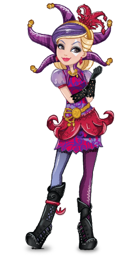 Courtly Jester Ever After High Wiki Fandom Powered By