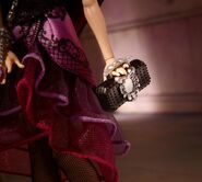 Diorama - purse of Raven