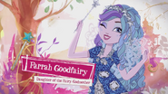 Wish List - Daughter of the Fairy Godmother