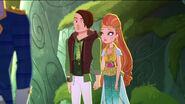 Dragon Games - Ashlynn and Hunter together