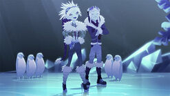 Epic winter - jackie frost and northwind