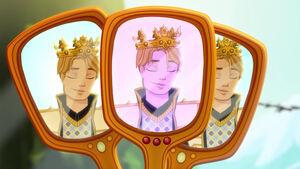 Dragon Games - Daring's mirrors