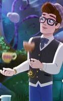 Maddie's Hat-Tastic Party - Dexter juggles