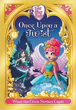 Book Cover - Once Upon a Twist