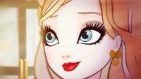 Apple's Princess Practice - Apple's smile