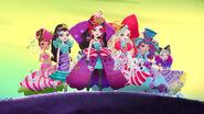 Way Too Wonderland - determined girls
