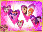 Facebook - Ever After High couples