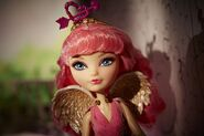 Diorama - Cupid stares ahead