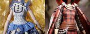 Diorama - dresses of BLCH