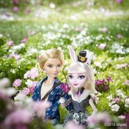 Facebook - Alistair and Bunny