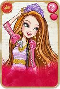 Website - Holly O'Hair card