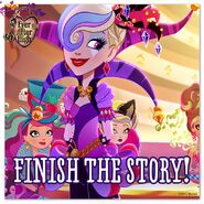 Facebook - Finish the Story with Courtly