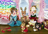 Christmas Pet Dressup