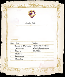 Ever after high classes by obscurepairing-d78egwo
