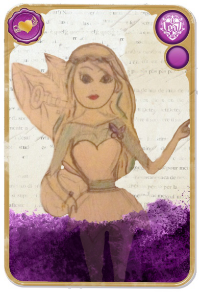 Twinkle Front Card