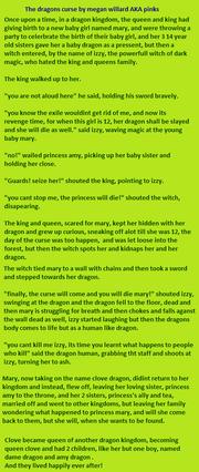 The dragons curse