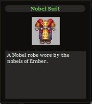 Nobel suit