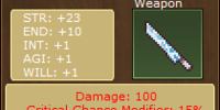 Hades Blade