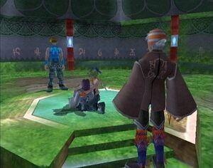Garden of Harmony Solca Dies