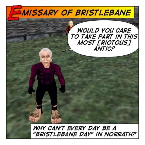 Comic EmissaryofB S