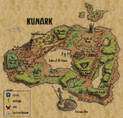 Kunark Map