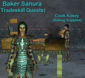 Baker Sanura