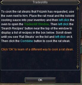 Rat steaks 2