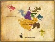 Galwyndor political map