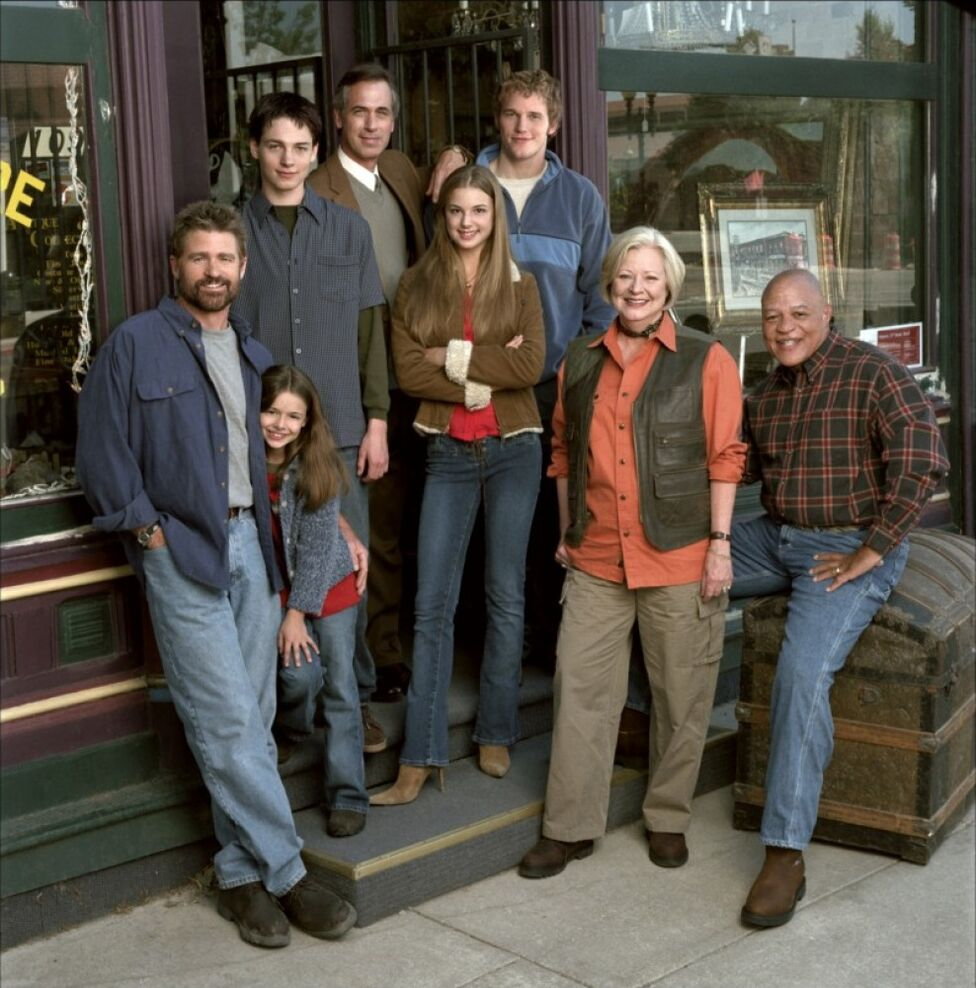 Everwood cast member