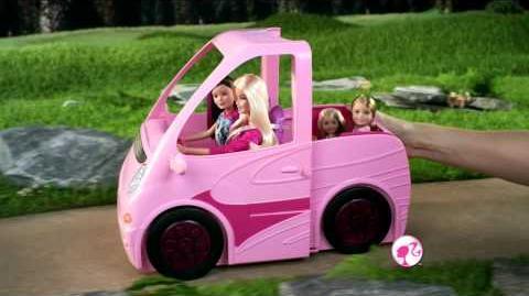 Barbie Deluxe Camper