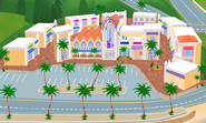 Mall on map