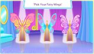 Pick your fairy wings
