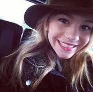 G hannelius in the black hat