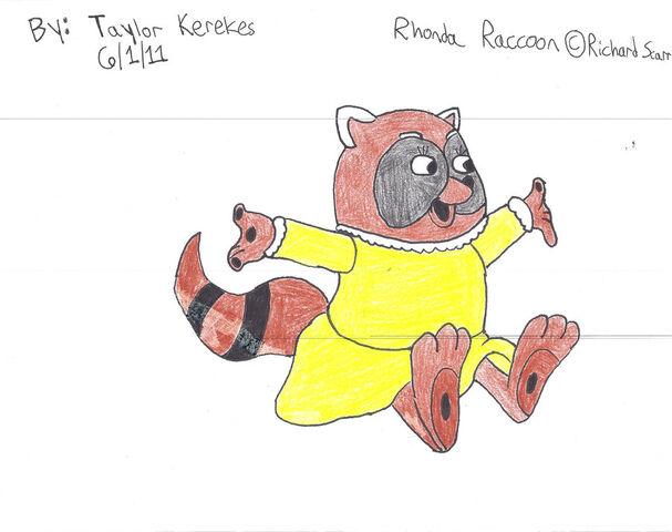 File:Rhonda raccoon by rkerekes13-d3hvrj5.jpg