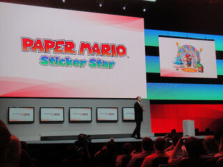 E3 Expo 2012 - Nintendo Press Event -