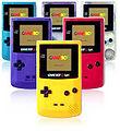 Gameboy colorsss
