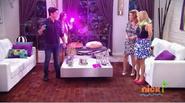 Jax & Emma vs Maddie & Ursula