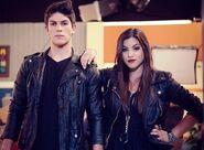 Evil Emma and Jax