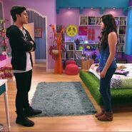 Jemma agreeing to take Jake Novoa's powers