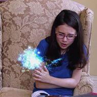 Jessie getting her powers