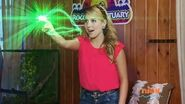 Madeline casting a spell 405